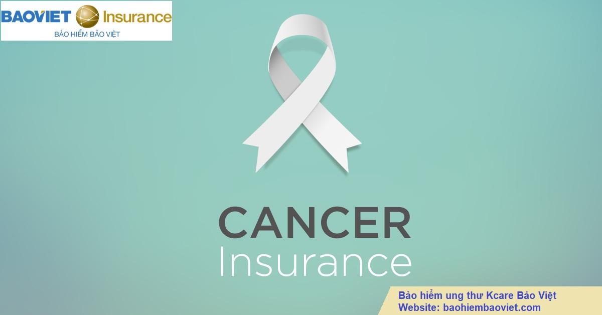 bảo hiểm bệnh ung thư kcare Bảo Việt