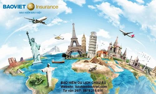 bảo hiểm du lịch châu âu