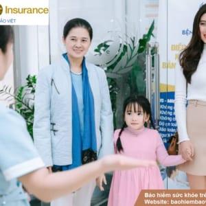 bảo hiểm sức khỏe trẻ em