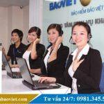 Số điện thoại Hotline của Bảo Việt – Hỗ trợ miễn phí 24/24