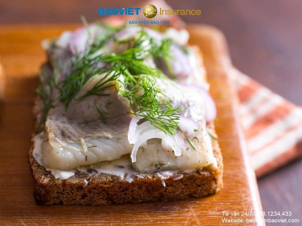 Bánh ngọt Wienerbrød