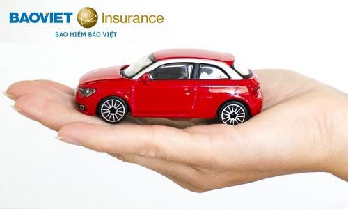 bảo hiểm ô tô toàn diện bảo việt