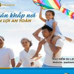 Bạn biết gì về dịch vụ bảo hiểm du lịch Bảo Việt