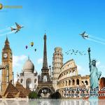 Du lịch, du học an toàn với bảo hiểm du lịch khối schengen