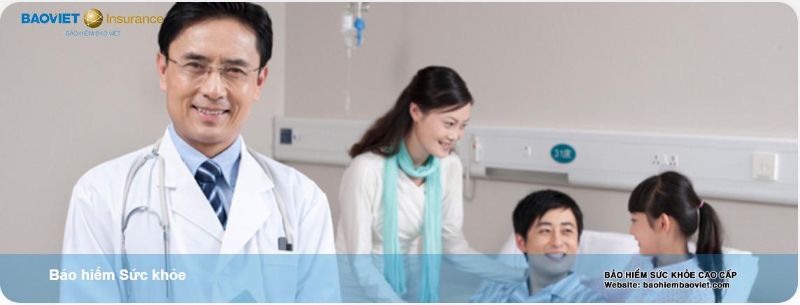 bảo hiểm sức khỏe cao cấp