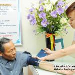 Bảo hiểm sức khỏe người cao tuổi, yên tâm an hưởng tuổi già