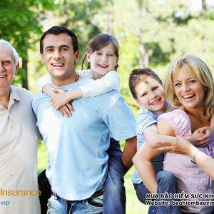 bảo hiểm sức khỏe cho người già
