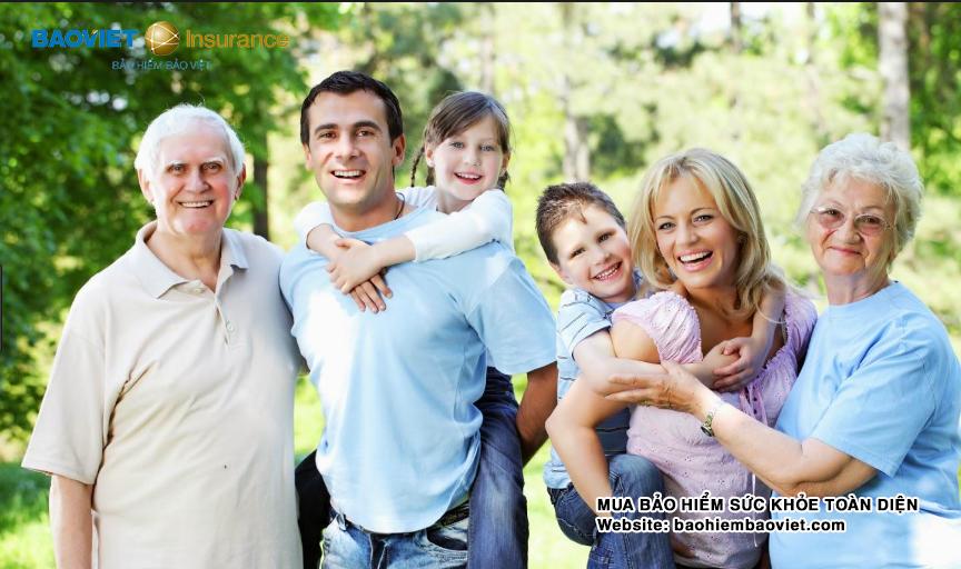 mua bảo hiểm sức khỏe toàn diện