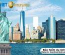 bảo hiểm du lịch Mỹ