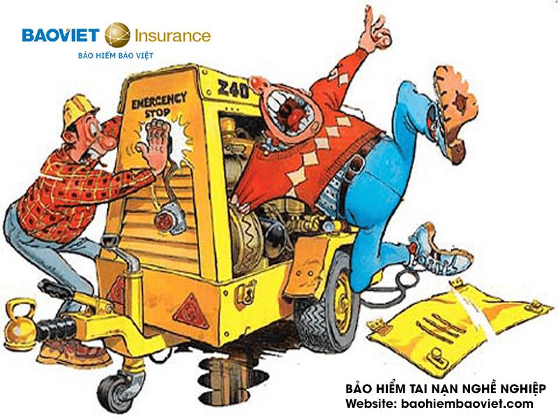 Bảo hiểm tai nạn nghề nghiệp của người lao động