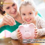 Bảo hiểm chăm sóc sức khỏe cho trẻ em