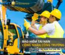 bảo hiểm tai nạn công nhân công trình