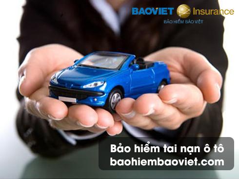 bảo hiểm tai nạn ô tô