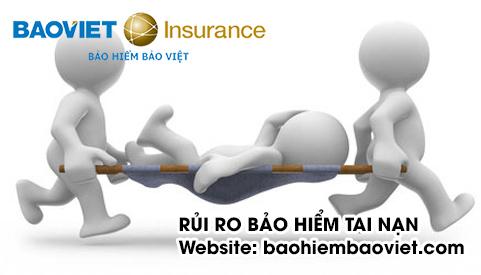 rủi ro bảo hiểm tai nạn