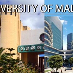 trường đại học ở malta