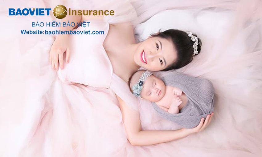 bảo hiểm sức khỏe cho trẻ dưới 1 tuổi