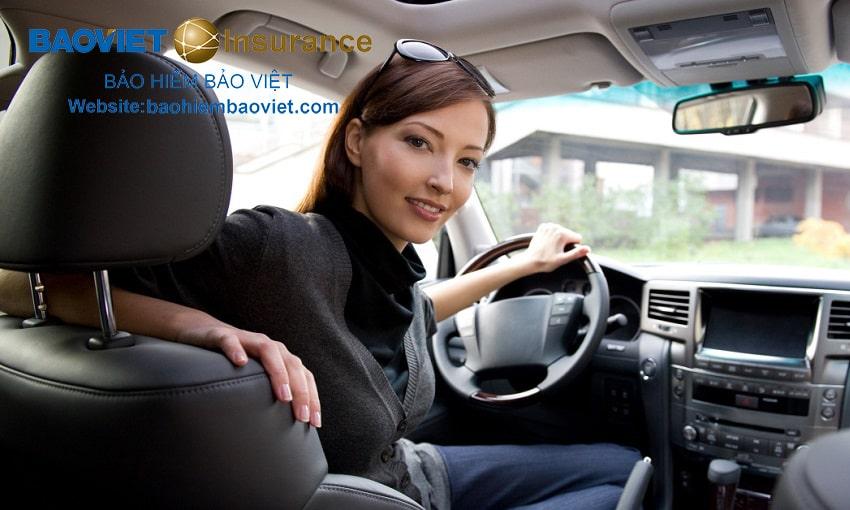 bảo hiểm tai nạn người ngồi trên xe