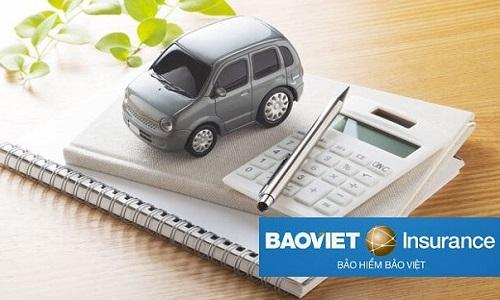 bảo hiểm trách nhiệm dân sự ô tô Bảo Việt