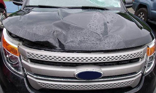 bảo hiểm thân vỏ ô tô