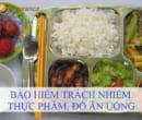 bảo hiểm trách nhiệm thực phẩm, đồ ăn uống