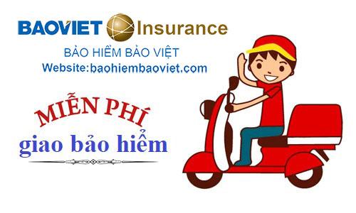 chính sách giao hàng bảo hiểm bảo việt