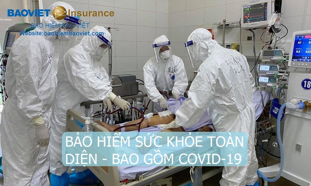 bảo hiểm covid 19