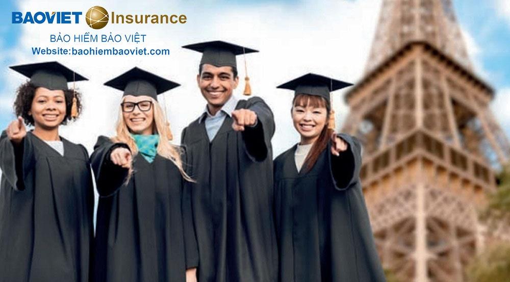 Bảo hiểm du học Pháp tại Bảo Việt