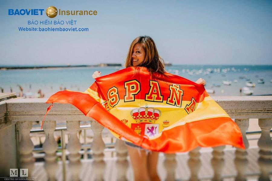 bảo hiểm du lịch quốc tế đi Tây Ban Nha