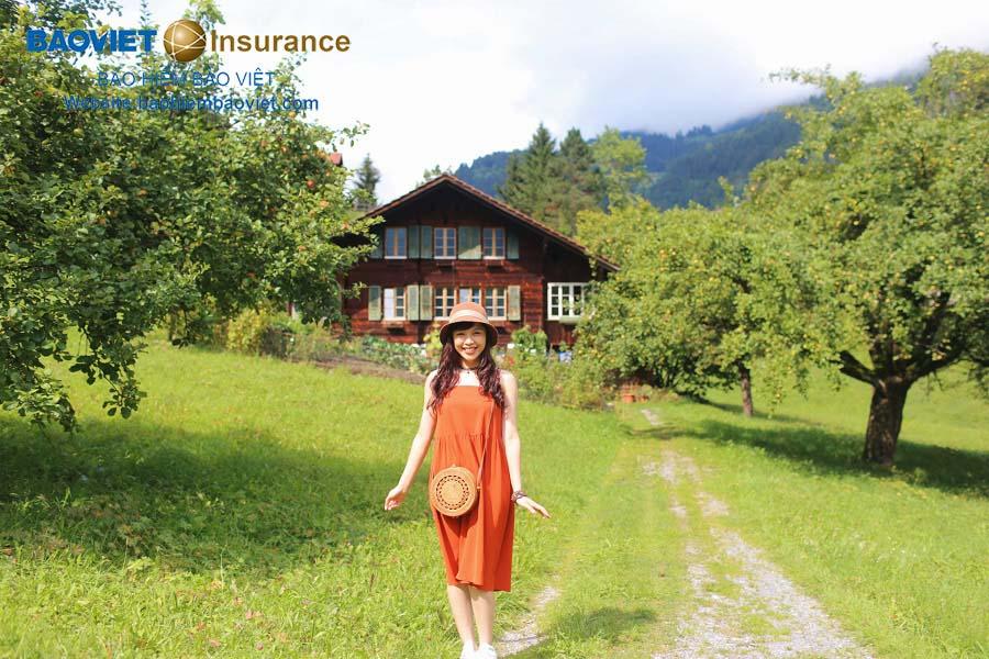bảo hiểm du lịch thụy sỹ